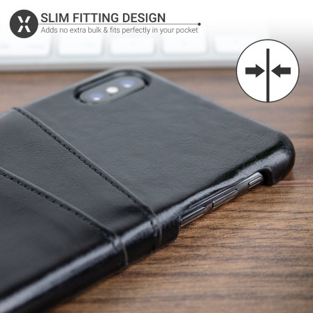 Olixar Farley RFID Blocking iPhone XS Max Case