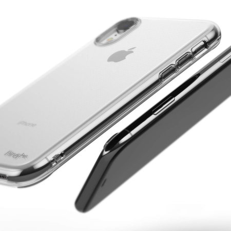 Ringke Air 3-in-1 iPhone XR Kit Case - Clear