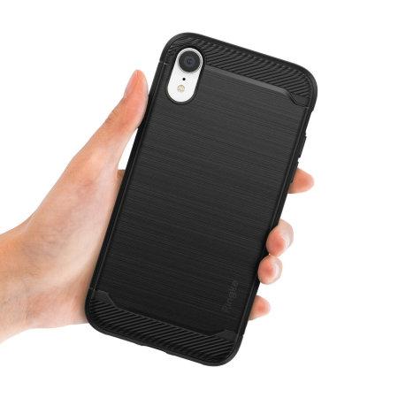 outlet store e1177 d4d7d Ringke Onyx iPhone XR Tough Case - Black