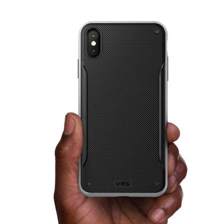 coque iphone xs max acier