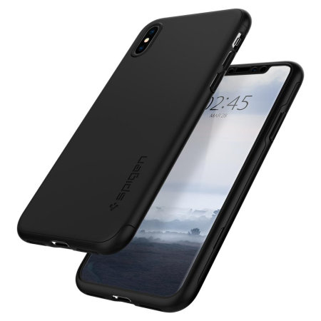 case iphone xs spigen