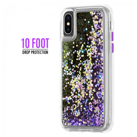 iphone xs max case purple