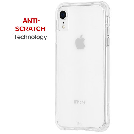 coque iphone xr clear case