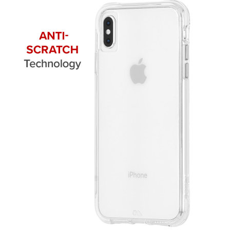 iphone xs max case clear