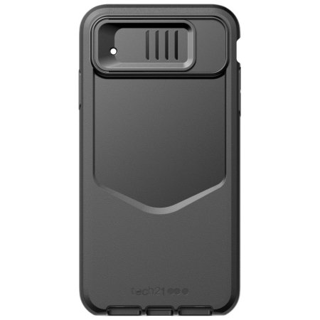 the latest 168ac f118e Tech21 Evo Max iPhone XR Tough Case With Camera Cover - Black