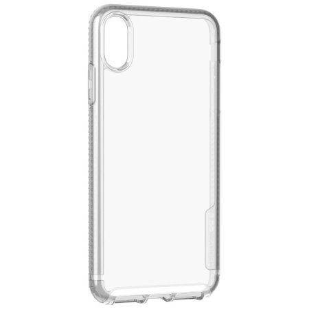 coque pure clear de tech21 pour iphone xs