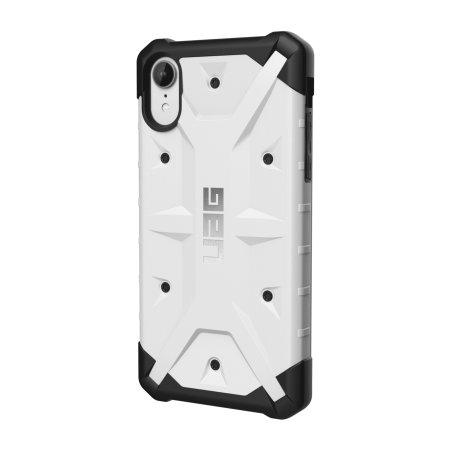 best service 164b3 2713b UAG Pathfinder iPhone XR Rugged Case - White