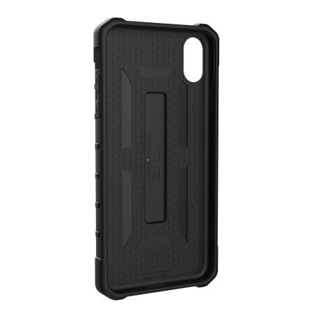 UAG Pathfinder iPhone XS Max Rugged Case - Midnight Camo