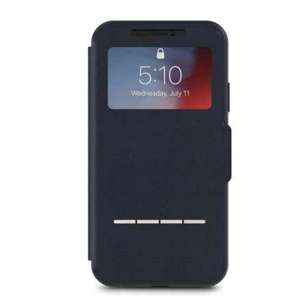 coque a rabat iphone xr