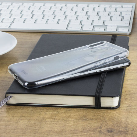 Olixar Ultra-Thin iPhone XS Case - 100% Clear