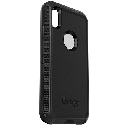 otterbox defender series screenless edition iphone xs max case - black