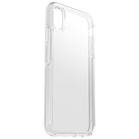 otterbox symmetry series iphone xr clear case