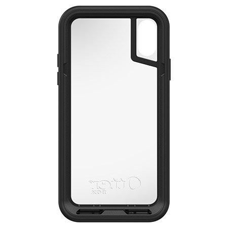 finest selection fc42b 19f96 Otterbox Pursuit Series iPhone XS Tough Case - Black / Clear