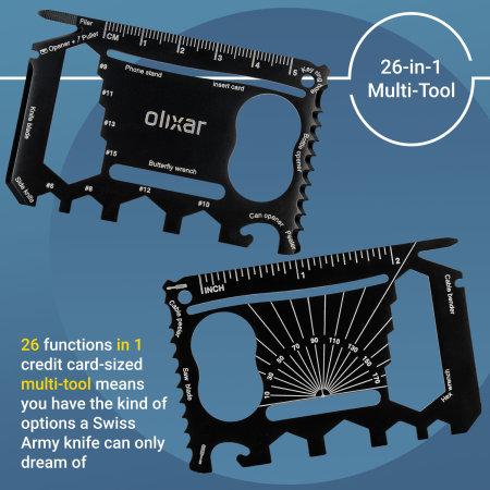 olixar x-ranger iphone 6s / 6 tough case - tactical black