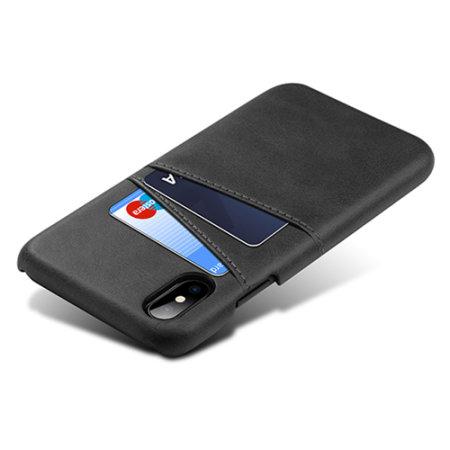 olixar farley rfid blocking iphone x executive wallet case