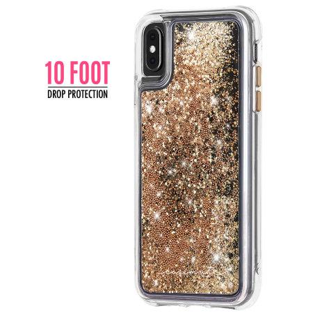 iphone xs max phone case gold