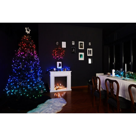 Twinkly Smart LED Christmas Lights - 175 LED's