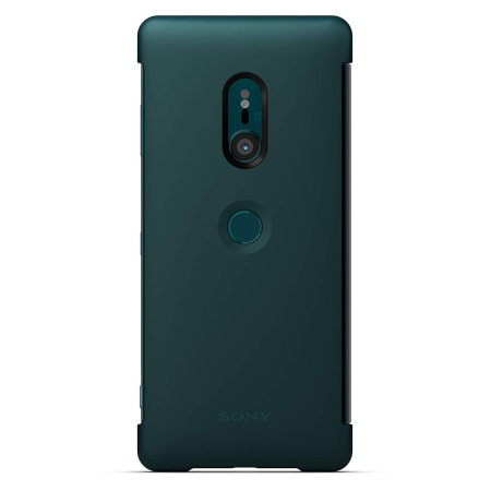 promo code ae1ea 9794d Official Sony Xperia XZ3 SCTH70 Style Cover Touch Case - Green