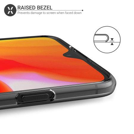 Funda OnePlus 6T Olixar FlexiShield Gel - Transparente