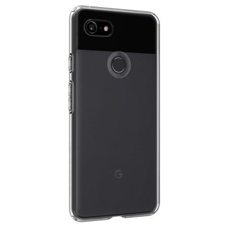 new style c32ab 393de Spigen Liquid Crystal Google Pixel 3 XL Case - Clear