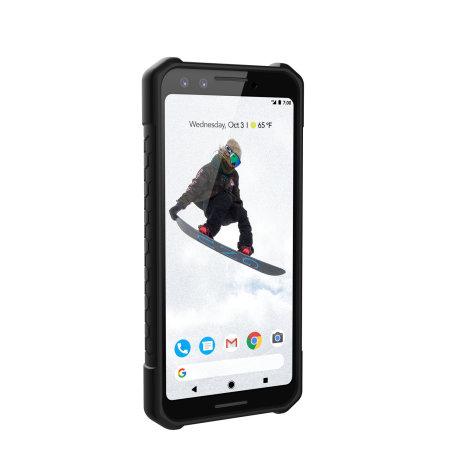 UAG Monarch Google Pixel 3 Protective Case - Crimson