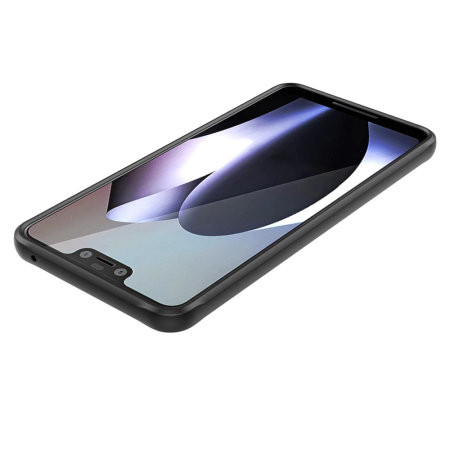Olixar NovaShield Google Pixel 3 XL Bumper Case - Black