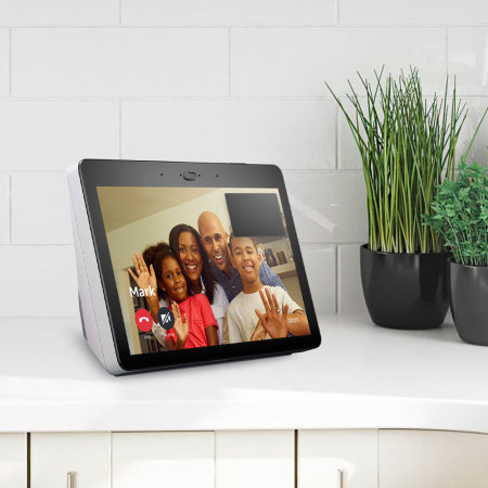 Olixar Anti-Hack Webcam Cover for Amazon Echo Show (2nd Gen)