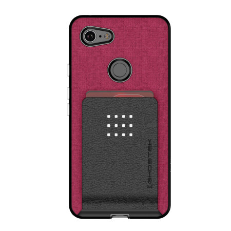 huge discount 964e2 627ae Ghostek Exec 2 Google Pixel 3 XL Wallet Case - Red