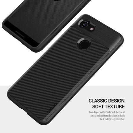 sports shoes b19c8 7ebde Obliq Flex Pro Google Pixel 3 Case - Carbon Black