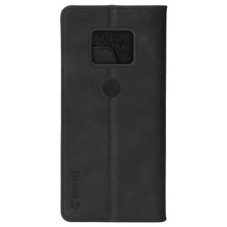 Krusell Sunne 2 Card Huawei Mate 20 Case - Zwart