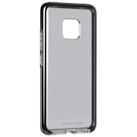 Tech21 Evo Check Huawei Mate 20 Pro Case - Smokey / Black