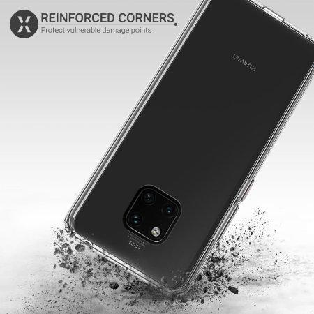 Funda Huawei Mate 20 Pro Olixar ExoShield - Transparente