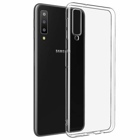 Olixar Ultra-Thin Samsung Galaxy A7 2018 Case - 100% Clear