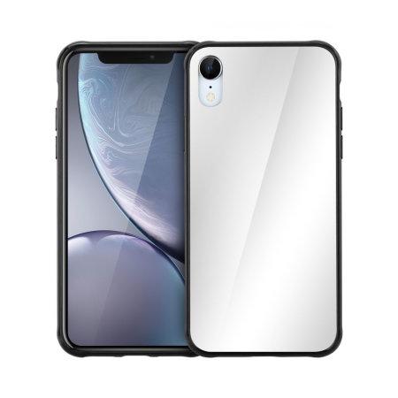 Coque iPhone XR Olixar Mirror – Coque avec miroir