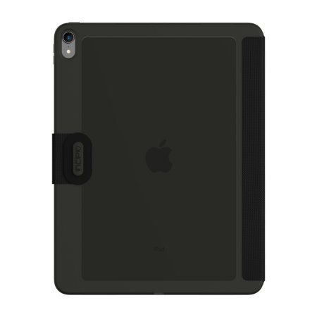 Incipio Clarion iPad Pro 12.9 2018 Folio Case - Black