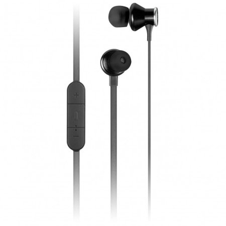 82377bc5aa6 KitSound Shanghai Wireless Bluetooth In Ear Earphones Black