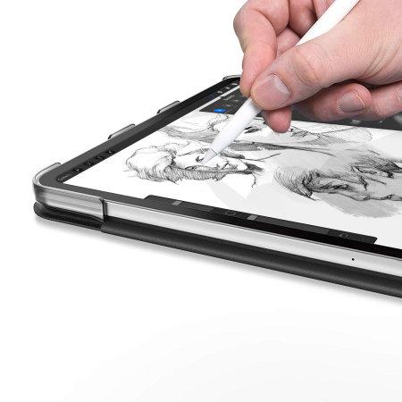 Olixar iPad Pro 11 Folding Stand Smart Case - Black