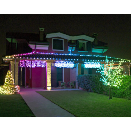 Twinkly Smart LED Christmas Lights - 225 LED's