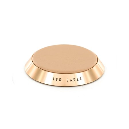 Support de chargement sans fil Ted Baker ConnecTED – Or