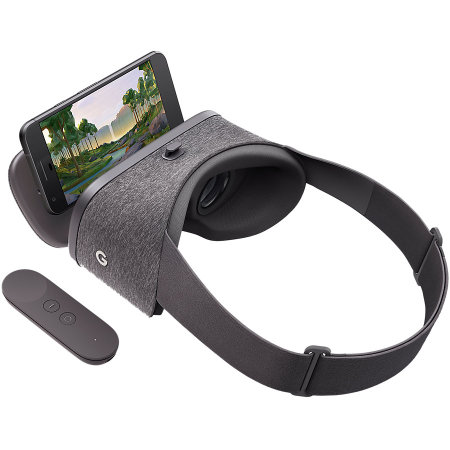 Google Daydream View Virtual Reality Headset - Slate (Gen1)