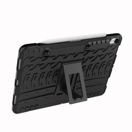 "Olixar ArmourDillo iPad Pro 11"" 2018 1st Gen. Protective Case - Black"
