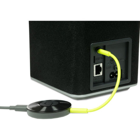 Google Chromecast Audio – Noir