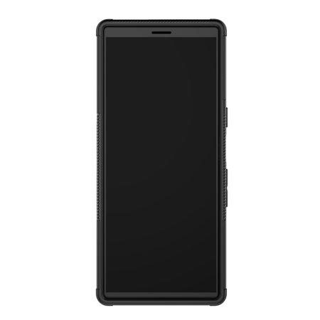 Olixar ArmourDillo Sony Xperia 10 Plus Protective Case - Black