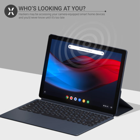 Olixar Anti-Hack Webcam Cover for Google Pixel Slate