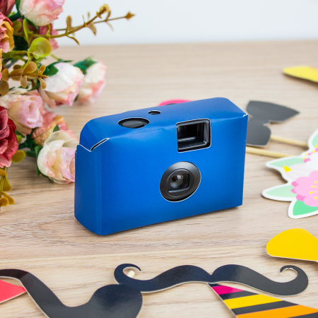 Trendz Disposable Camera - Triple Pack