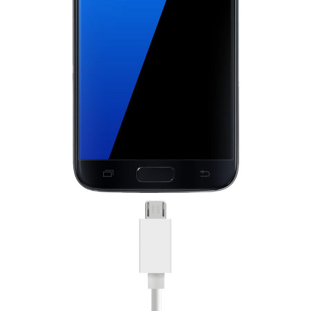 iDroid Universal Micro USB And Lightning Cable - White