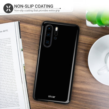 Olixar FlexiShield Huawei P30 Pro Case - Black