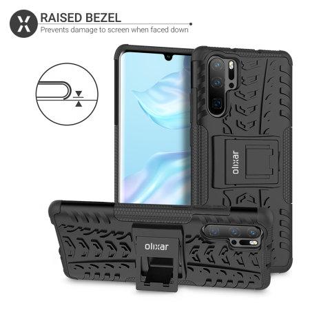 Olixar ArmourDillo Huawei P30 Pro Protective Case - Black