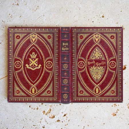 KleverCase Kindle Paperwhite Book Case - Gryffindor Red