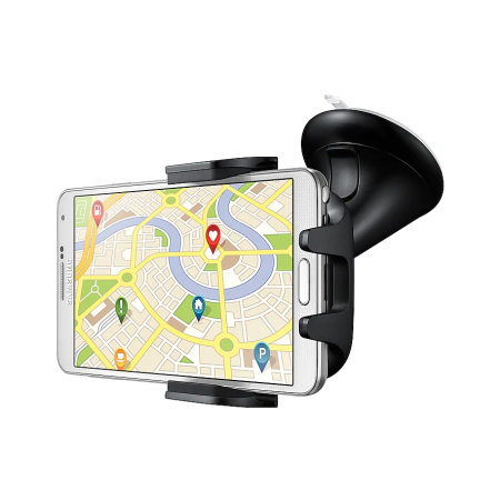 Official Samsung Car Pack - Car Holder & Fast Car Charger with Cable